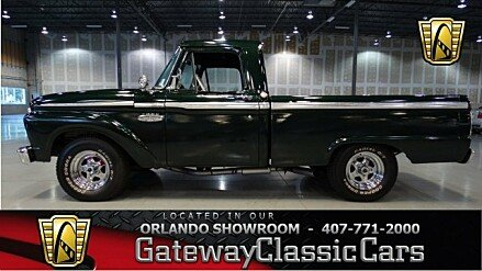 1966 Ford F100 for sale 100739684