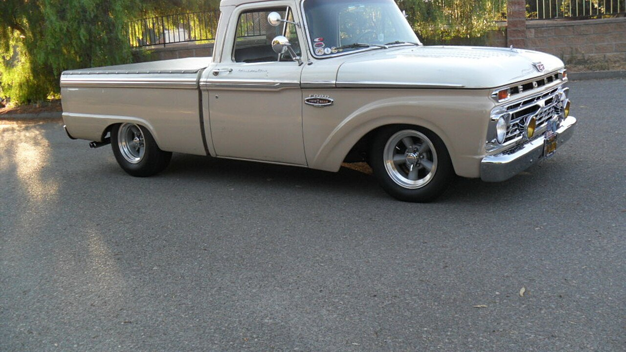 1966 Ford F100 for sale 100895292