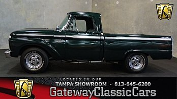 1966 Ford F100 for sale 100791048