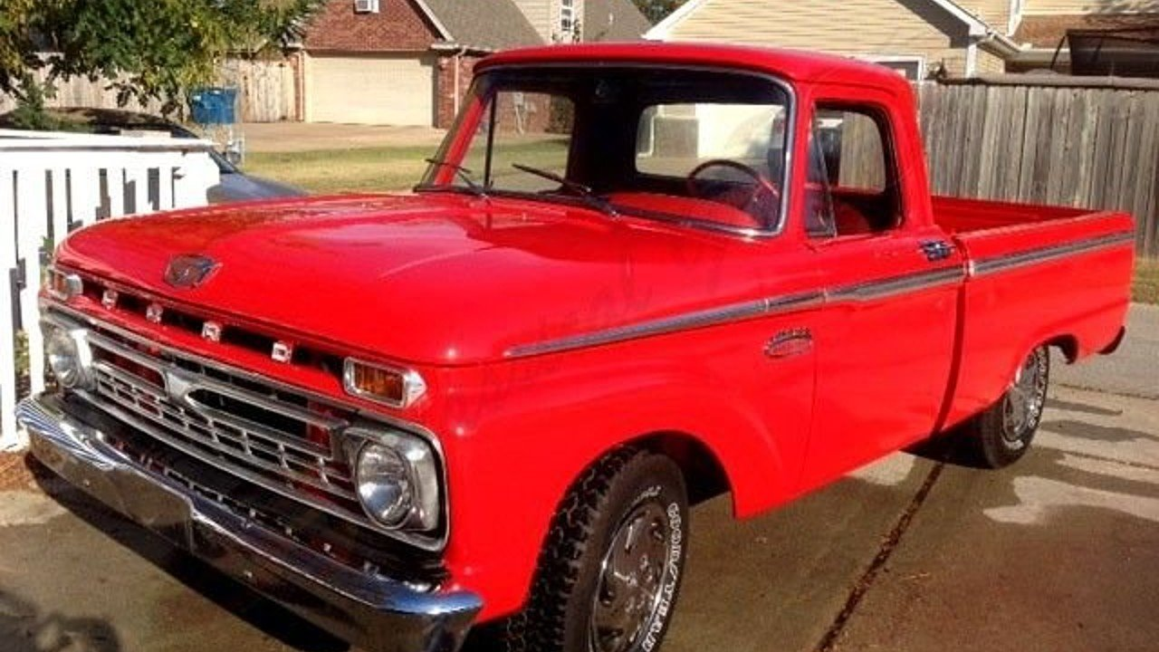 1966 Ford F100 for sale 100831429