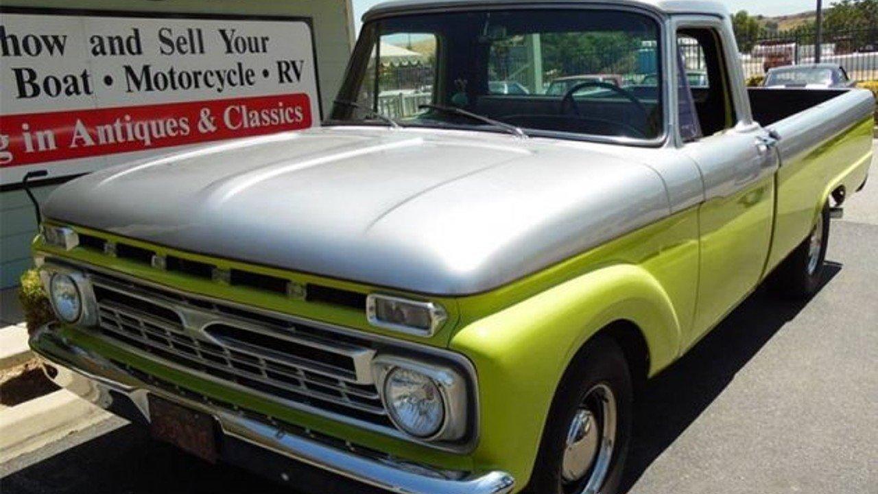 1960 Ford F100 Classics for Sale - Classics on Autotrader