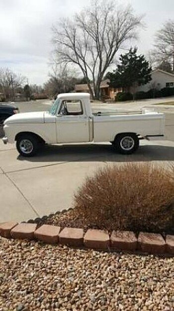 1966 Ford F100 for sale 100929736