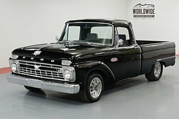 1966 Ford F100 for sale 100994998