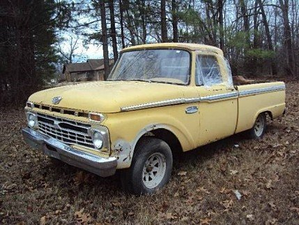 1966 Ford F100 for sale 100827758