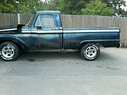 1966 Ford F100 for sale 100827881