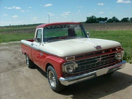 1966 Ford F100 for sale 100828320