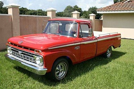 1966 Ford F100 for sale 100892163