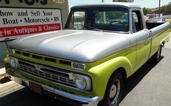 1966 Ford F100 for sale 100900295