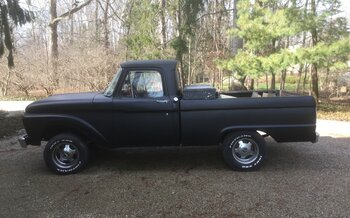 1966 Ford F100 2WD Regular Cab for sale 100959036