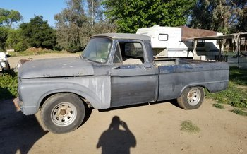 1966 Ford F100 2WD Regular Cab for sale 100989437