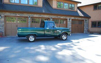 1966 Ford F100 2WD Regular Cab for sale 101005066