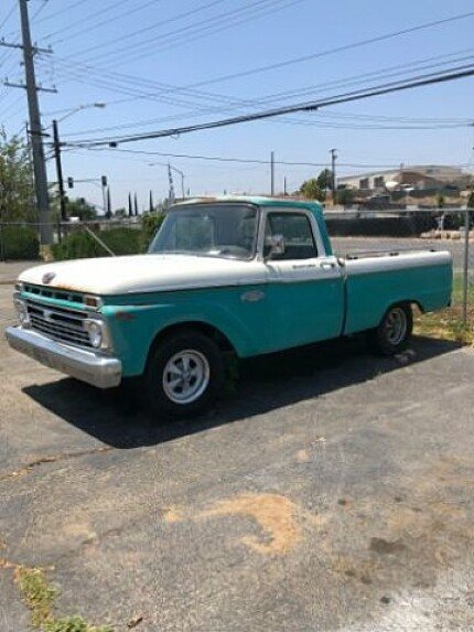 1966 Ford F100 for sale 101024646