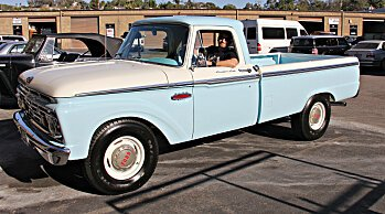 1966 Ford F250 for sale 100794921