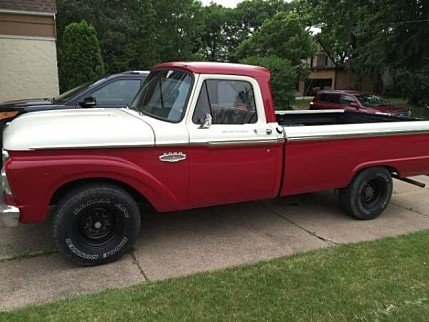 1966 Ford F250 for sale 100828052