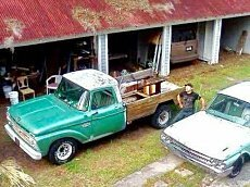 1966 Ford F250 for sale 100894688