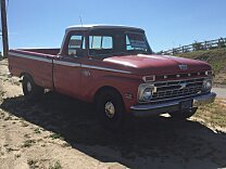 1966 Ford F250 2WD Regular Cab for sale 100975252