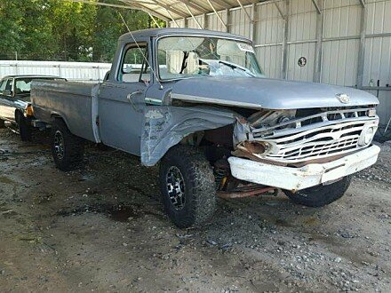 1966 Ford F250 for sale 101040569