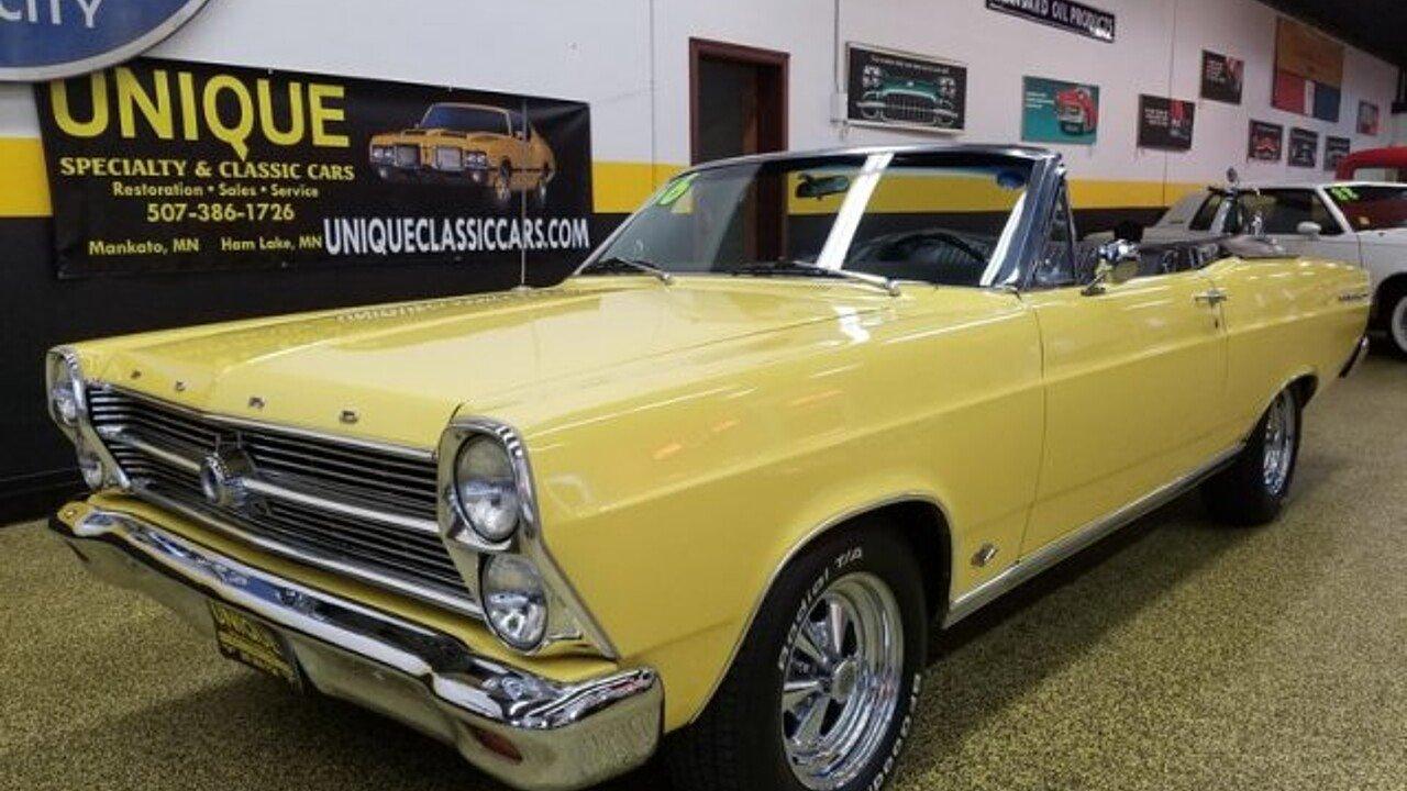 1966 Ford Fairlane for sale near Mankato, Minnesota 56001 - Classics ...