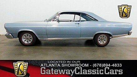 1966 Ford Fairlane for sale 100932328