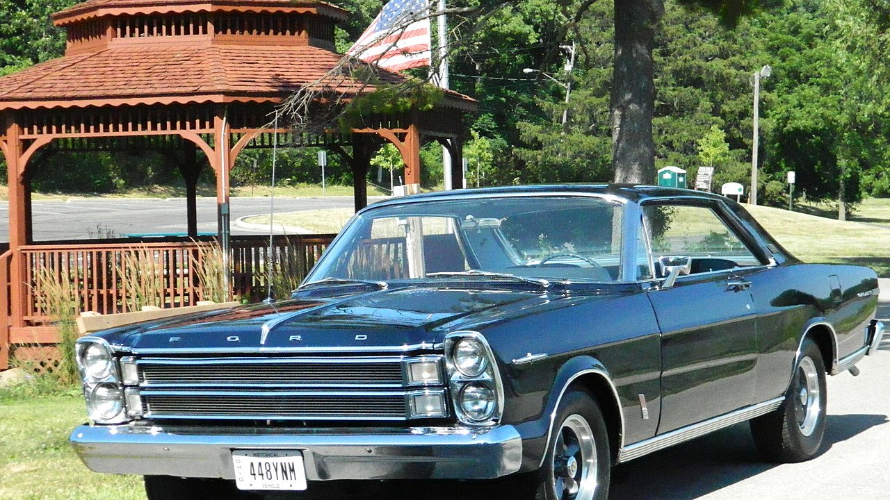 1966 ford galaxie for sale near paulding ohio 45879. Black Bedroom Furniture Sets. Home Design Ideas