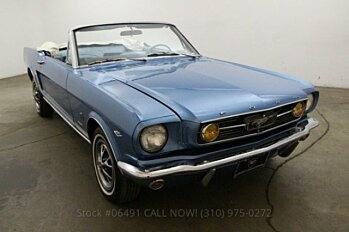 1966 Ford Mustang for sale 100744427