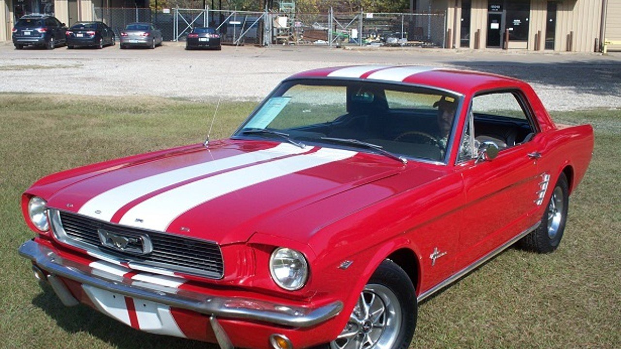 1966 Ford Mustang for sale near Cypress, Texas 77429 - Classics on ...