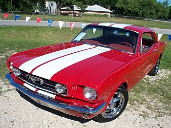 1966 Ford Mustang for sale 100982212