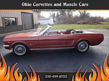 1966 Ford Mustang for sale 100020734