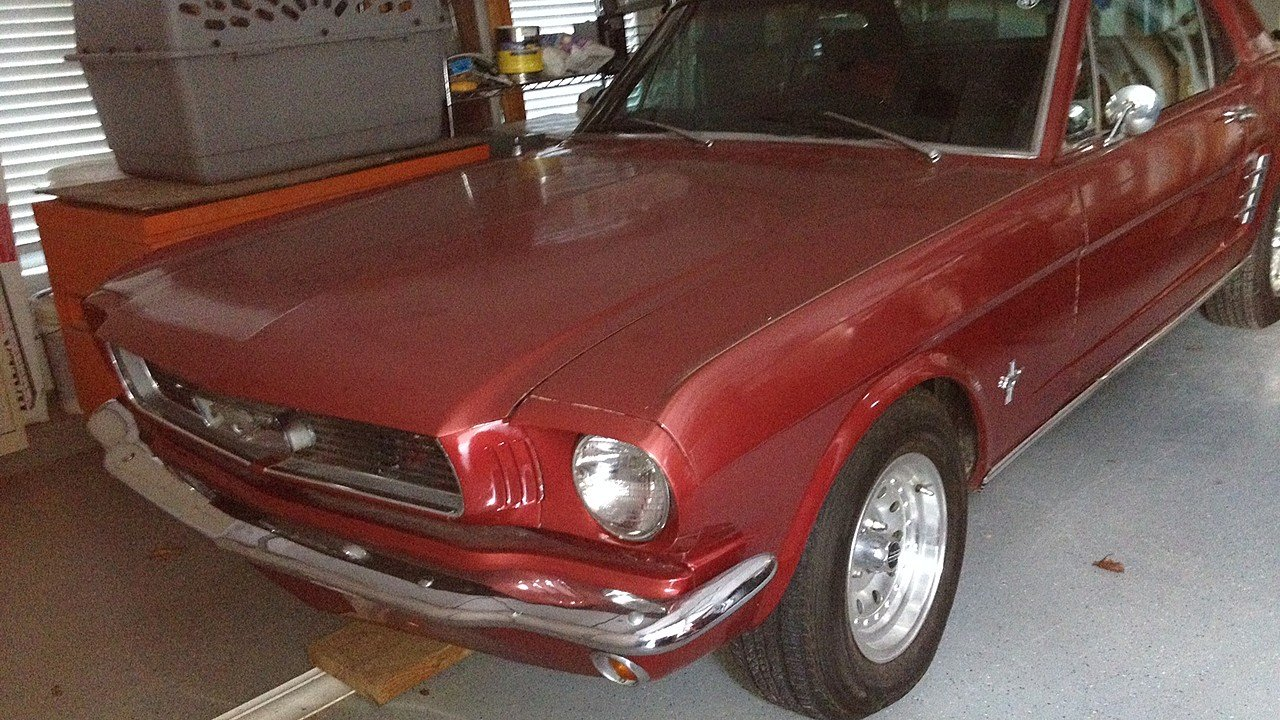 1966 Ford Mustang for sale 100746220