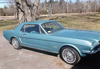 1966 Ford Mustang for sale 100854469