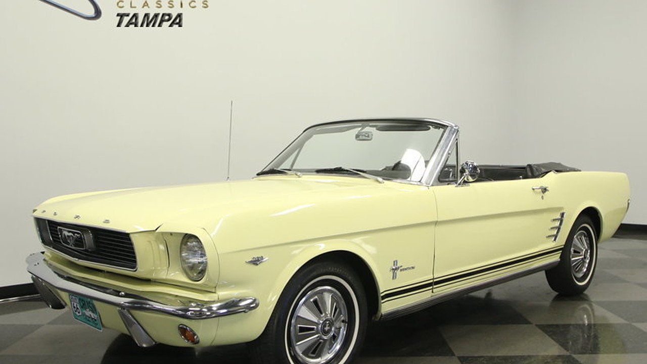 1966 Ford Mustang for sale 100872489