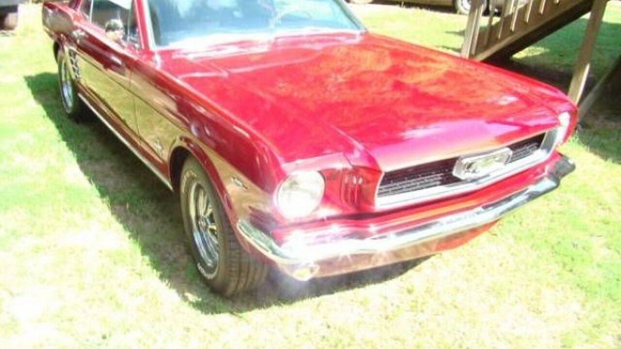 1966 Ford Mustang for sale 100898409