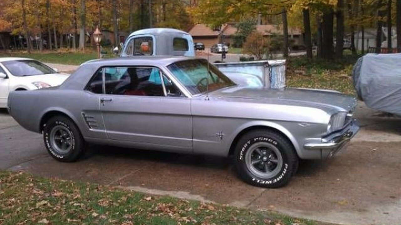 1966 Ford Mustang for sale 100904317