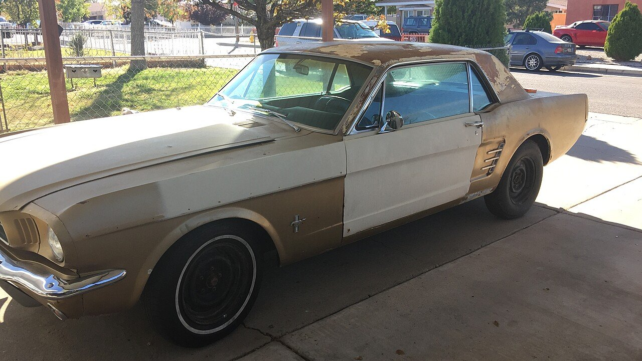 1966 Ford Mustang for sale near ALBUQUERQUE, New Mexico 87123 ...