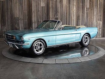 1966 Ford Mustang for sale 100943253