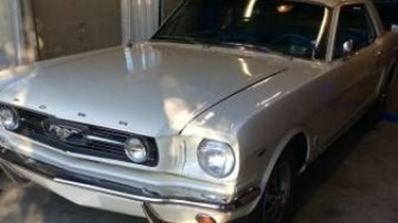1966 Ford Mustang for sale 100962298