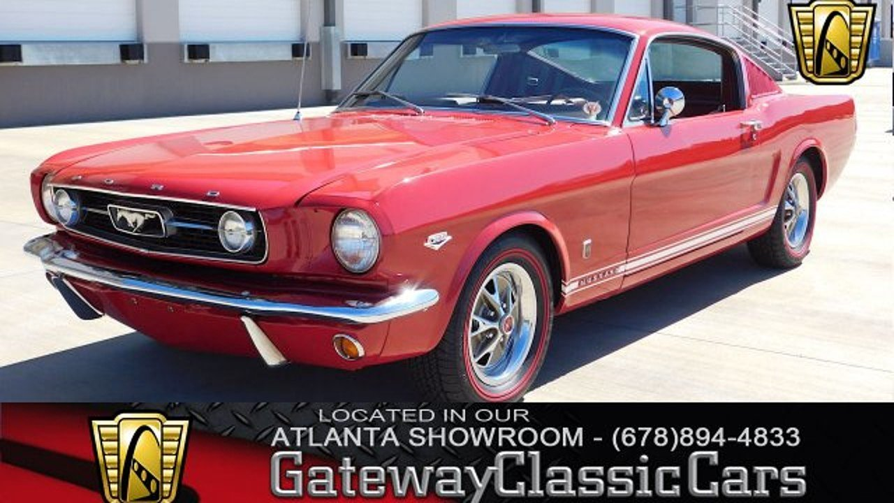 1966 Ford Mustang for sale 100965646