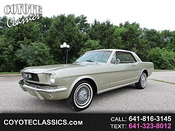 1966 Ford Mustang for sale 100992830