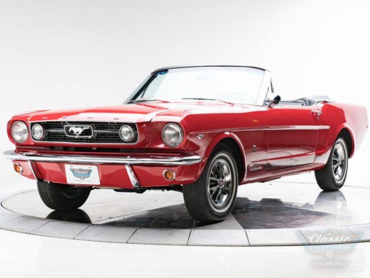 1966 Ford Mustang For Sale Near Cedar Rapids Iowa 52404 Classics