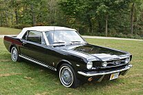 1966 Ford Mustang GT Convertible for sale 100915580