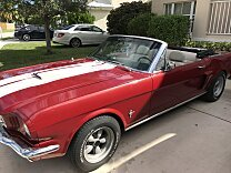 1966 Ford Mustang Convertible for sale 100926163