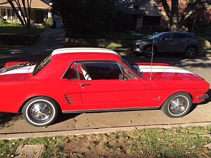 1966 Ford Mustang Coupe for sale 100956729