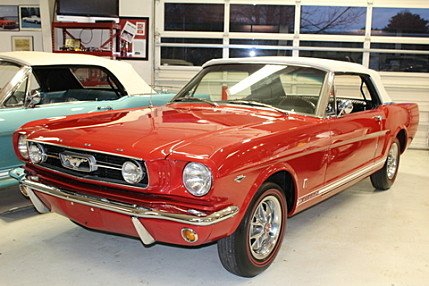 1966 Ford Mustang for sale 100959336