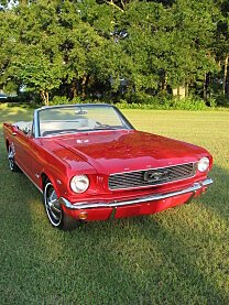 1966 Ford Mustang Convertible for sale 100983988