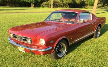 1966 Ford Mustang Fastback for sale 100999123