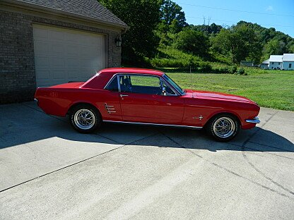 1966 Ford Mustang for sale 101002894
