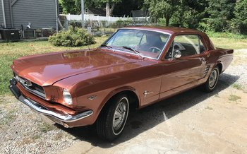 1966 Ford Mustang Coupe for sale 101004541