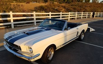 1966 Ford Mustang Convertible for sale 101004766
