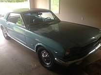 1966 Ford Mustang Coupe for sale 101027871