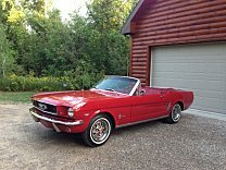1966 Ford Mustang Convertible for sale 101030428